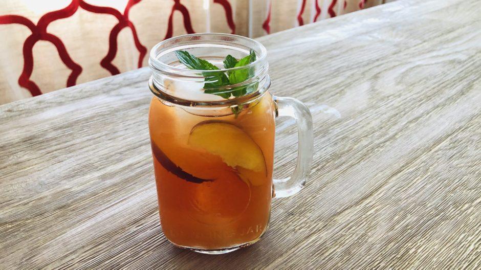 Peach Tea - Lo Huynh